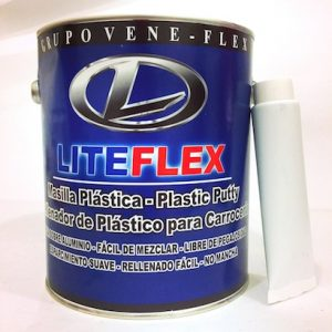 Masilla Plastica LiteFlex Galon