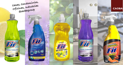 Catalogo de Productos FIT
